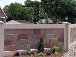 Small Picture Top 30 Wall Fencing Designs YOPOSTUDIOS FENCE WALL Brick