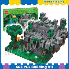 256pcs <b>My World</b> The with Nether Fortress Adventures 10469 Model ...
