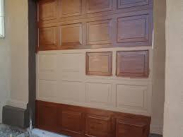 rustic garage doorsWood Garage Door Panels Finishing BEST HOUSE DESIGN  Wood Garage