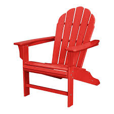 adirondack chairs. Trex Outdoor Furniture HD Sunset Red Patio Adirondack Chair Chairs D