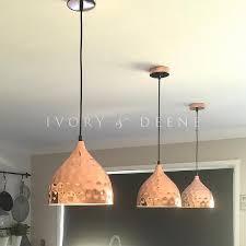 copper lighting fixtures. pendant light copper hammered nora lighting fixtures