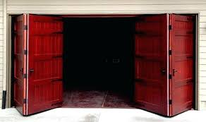 bifold garage door large doors exterior warp free wood doors hinged carriage doors insulated non warping