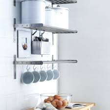 stainless steel wall shelves for kitchen wall shelves kitchen