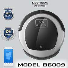 Robot Hút Bụi - Lau Nhà LIECTROUX B6009 - Liectroux Việt Nam