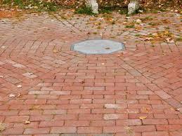 Brick Patio Patterns Enchanting The Basic Brick Patterns For Patios And Paths