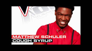 Matthew Schuler Cough Syrup Studio Version The Voice 2013 - YouTube