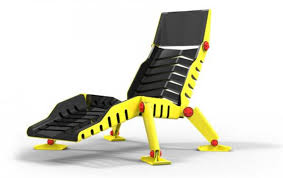creative home furniture. contemporary and creative lounge chair for home interior furniture bulldozer by mark goetz