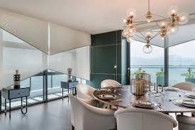 Modern Art Deco Lighting French Inspired Contemporary Art Deco Design Nonagon Style