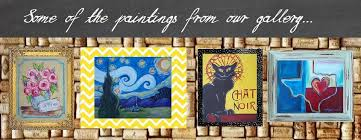 dallas painting parties art