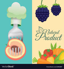 Food Product Poster Design Food Healthy Natural Product Poster