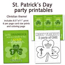 Small Picture Saint Patrick Holy Trinity Clipart China cps