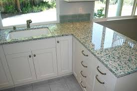 geos recycled glass countertops kitchen traditional with recycled pertaining to recycled glass kitchen countertops