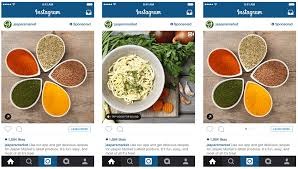 Template For Advertising Instagram Advertising 101 Awesome Ad Templates For Download