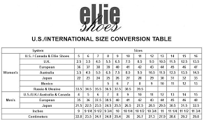 Ellie Shoes Size Chart Shoes Sexy Strap Up Size 11