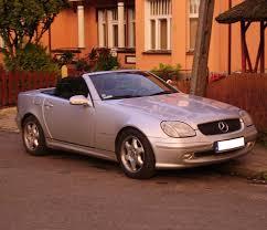 Mercedes-Benz R170 - Βικιπαίδεια