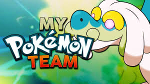 My Pokémon Sun and Moon Team - Woopsire - YouTube