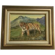 Marilyn Johnson, Tiger Mountain Landscape Oil Painting on Canvas :  Gumgumfuninthesun | Ruby Lane