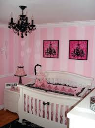 chandelier for baby girl nursery themed pink with black unborn girls room chandeliers canada