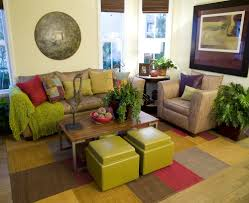 Living Room Design With Brown Leather Sofa 53 Cozy Small Living Room Interior Designs Small Spaces