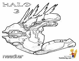 Small Picture Halo 4 Coloring Pages Coloring Coloring Pages