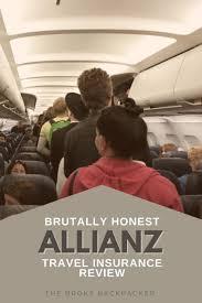 brutally honest allianz travel