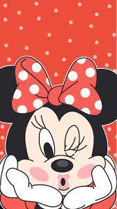 Cute Minnie Wall