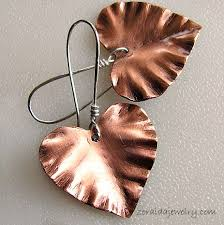 how to cut copper sheet for jewelry art z jewelry