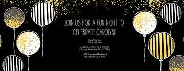 Free Milestone Birthday Invitations Evite