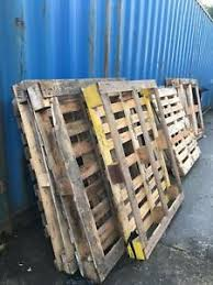 image is loading usedwoodenpalletsheavydutybulksalediy used wood pallets u91 wood