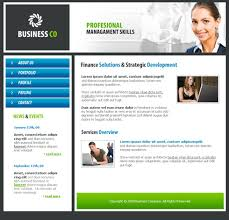 Business Website Templates Magnificent Business Network Website Template 28 Business Website