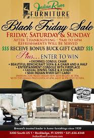 Indian River Furniture s Black Friday Great Giveaway Huge Hit With