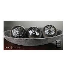 Decorative Orbs For Bowls Orbs Balls Spheres Shopswell 53