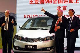 byd ped ibm from berkshire hathaway