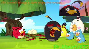 Angry Birds Toons- Bomb has a Crying Sparta Venom Mix (V2) - YouTube