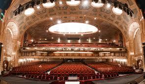 Opera House Detroit Mi Geoffrey Goldberg Photography
