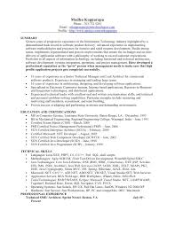 java developer sample resume