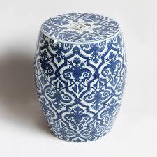 ceramic garden stools. $450.00 Ceramic Garden Stools