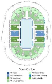 Save On Foods Memorial Centre Victoria Seating Chart Stars On Ice At Save On Foods Memorial Centre Select Your