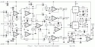 decoder circuit for small surround sound eeweb community decoder circuit for small surround sound