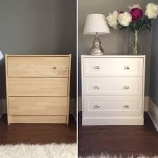 hack ikea furniture. ikea rast hack bedside table diy farrow and ball white company furniture