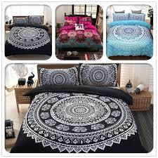 boho bedding set