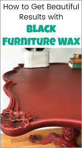 how to remove candle wax from gl table image antique and