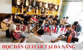 Học Guitar Đà Nẵng ❤️️Nơi Học Piano Guitar Chất Lượng Nhất