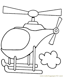 Small Picture helicopter coloring pages Coloring Pages Helicopter Coloring