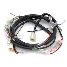 motorcycle electrical wiring harnesses for modern classic and norda wiring harness full oem style fits cb cl sl 350 cb cl 250