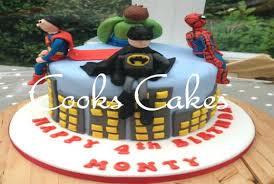 Cake Decorating Ideas For Birthdays Outstanding Batman Birthday