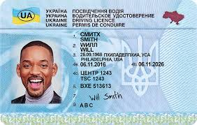 Eu Fake Identity - Driving Fakes License Cards