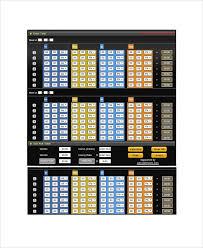 Biweekly Timesheet Calculator With Breaks Bi Compliant Likeness