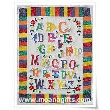 Moana Quilts | Hawaiian Quilts & Baby Blanket - Primary Adamdwight.com