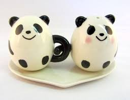 cute salt and pepper shakers